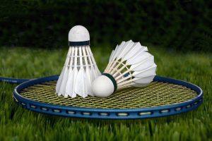 Pelota de badminton