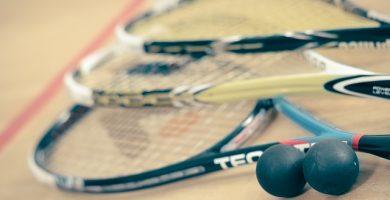 Pelota de squash