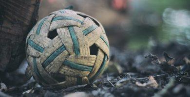 origen del balón