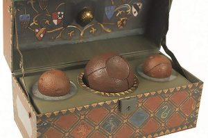 bolas de quidditch