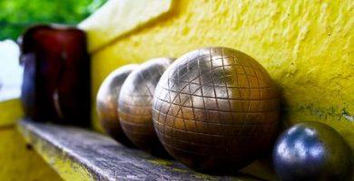 pelotas de petanca amateur