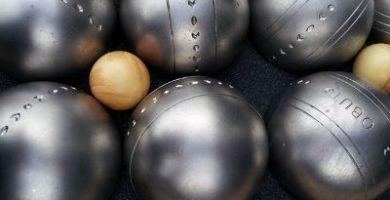 pelotas de petanca profesionales
