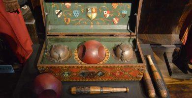 quidditch harry potter pelotas