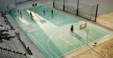 balon de baloncesto outdoor