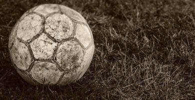 evolucion de la pelota de futbol