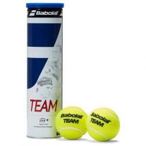 babolat team bola tenis