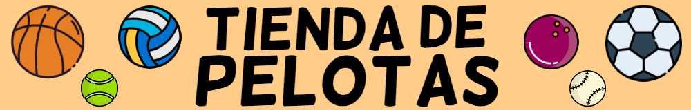 logotipo tienda de pelotas .com