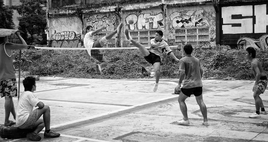 deporte sepak takraw