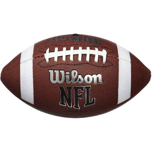 pelota de futbol americano wilson junior